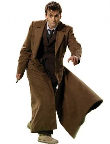 10th Doctor Brown Trench Coat | Special Celebrity Costume Deals | Scoop.it