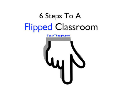 6 Steps To A Flipped Classroom - TeachThought | Flipped education Class | Scoop.it