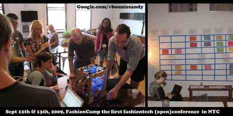 About FashionCampNYC 2009 was @NYTech first major #Fashiontech Event -  #startupdiversity @fashioncamp | Fashion Technology Designers & Startups | Scoop.it