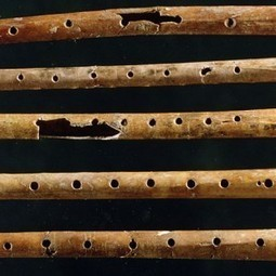 9000 year old music and alcohol - a powerful mix | Archaeology News | Scoop.it