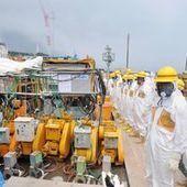 A Fukushima, 300 tonnes d'eau contaminée déversées chaque jour | Sustain Our Earth | Scoop.it