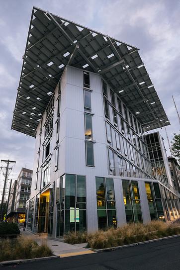 Net Zero Energy Building Case Study: Bullitt Center   GreenBuilding   Scoop.it