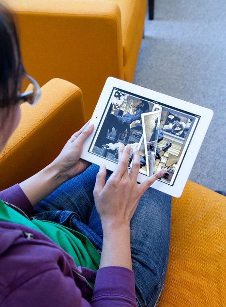 Embracing Tablets, Comic Book Publishers Cash In on a Digital Revolution - New York Times (blog) | Digital Tablet Publishing | Scoop.it