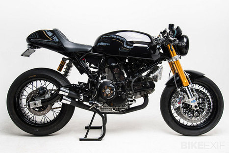 Ducati Sport Classic custom by Corse Motorcycles | Ductalk | Scoop.it