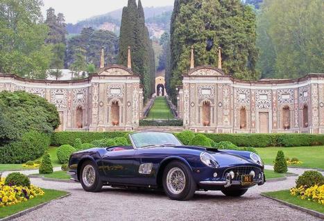 Twitter / louiebaur: 1957 Ferrari 250 GT California ... | Cars | Scoop.it