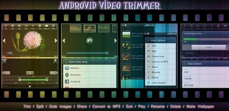 AndroVid Video Trimmer - Android Apps on Google Play | Android Apps for EFL ESL | Scoop.it