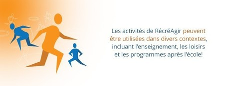 Recreagir | Idées Vives. Vies Actives! | Strictly pedagogical | Scoop.it