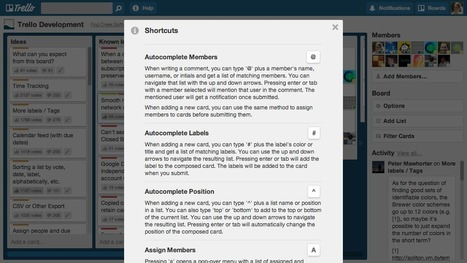 How to use Trello like a pro | Trello Blog | Project Management Skills | Scoop.it