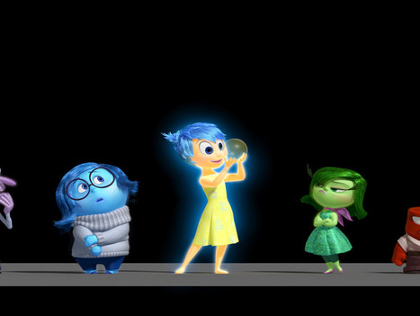 Pixar Breaks Silence, Offers Inside Look at 'Inside Out' at Annecy | Movie News | Scoop.it