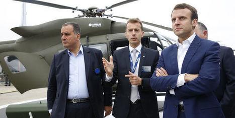 Emmanuel Macron fait la chasse aux mauvais payeurs | ECONOMIES LOCALES VIVANTES | Scoop.it