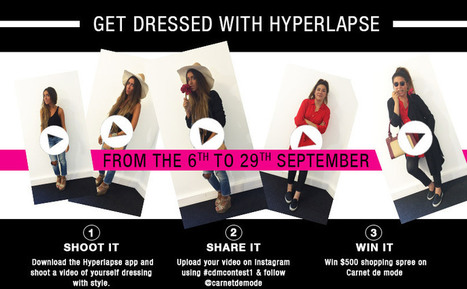 7 Types of Instagram Contests | Social Shopping, Retail & Ecommerce Trends | Scoop.it