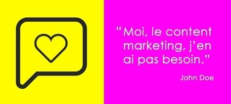 Le content marketing, c'est quoi exactement ? | Inbound marketing + eCommerce | Scoop.it