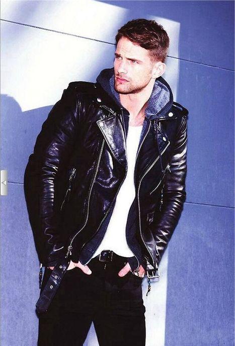 Everlasting Ranges of Men's Leather Jacket – Leathernxg | LeatherNXG Online | Scoop.it