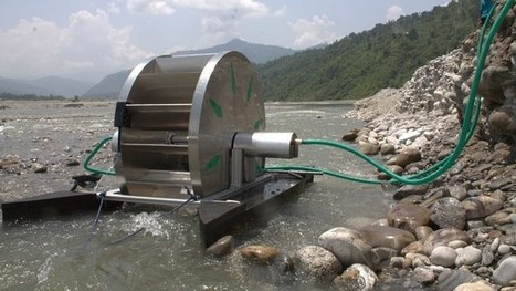 Barsha pump provides irrigation water, but doesn't need fuel | Cool Future Technologies | Scoop.it