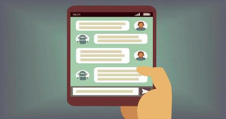 Un bot sur Facebook pour transférer de l'argent | L'Atelier : Accelerating Innovation | La Banque innove | Scoop.it