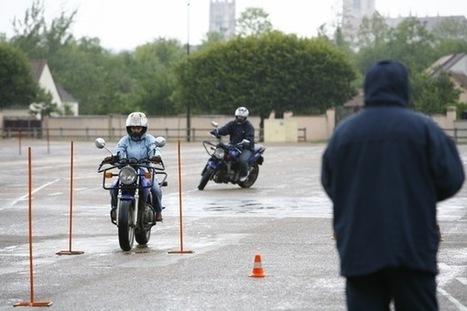 Nouvelle catégorie sur news.moto-journal.fr : débuter à moto ! « News – Moto Journal | Actualité moto | Scoop.it