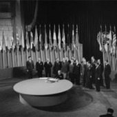 Website #2: The Formation of the United Nations, 1945 - 1937–1945 - Milestones - Office of the Historian | The United Nations During WW2 | Scoop.it