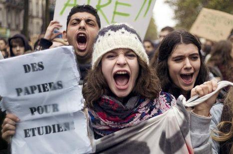 Appel pour la régularisation de tous les étudiants étrangers sans titre de séjour | Enseignement Supérieur et Recherche en France | Scoop.it