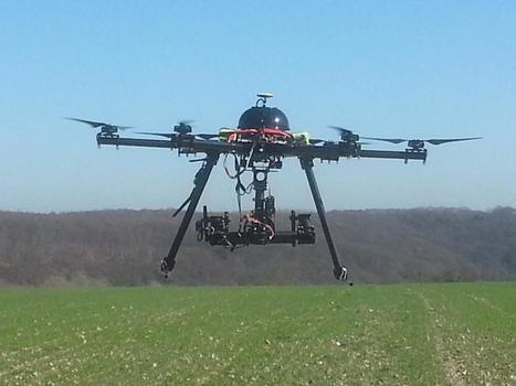 Thermographie par drone, vue aérienne déperdition thermique   Constructeur de maison   Scoop.it