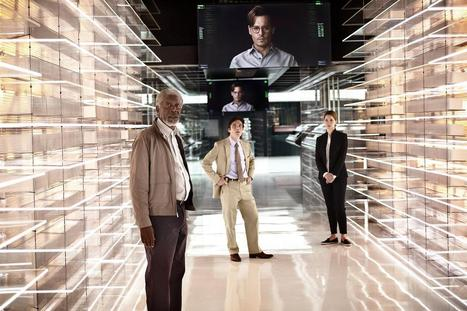 Depp Impact: The Science Behind 'Transcendence' - NBCNews.com | CLOVER ENTERPRISES ''THE ENTERTAINMENT OF CHOICE'' | Scoop.it