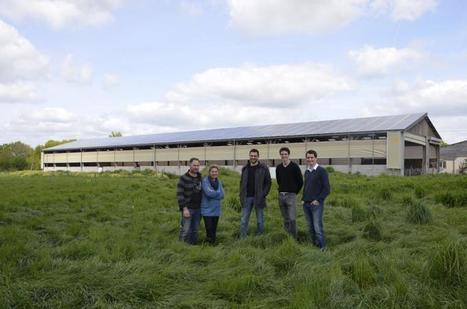 Diversifier son revenu grâce au photovoltaïque - L'Anjou agricole   Agriculture en Pays de la Loire   Scoop.it