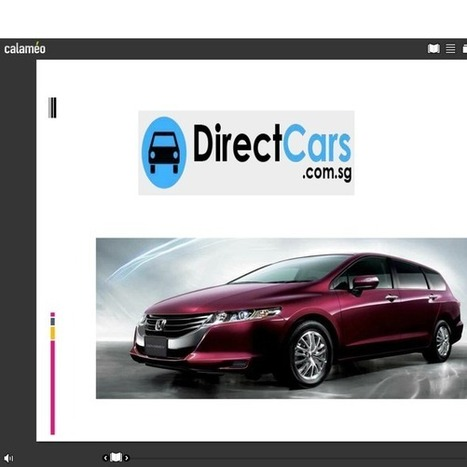 Sell your Car with Used Car Dealer Singapore | Used Car Dealer Singapore - Directcars | Scoop.it