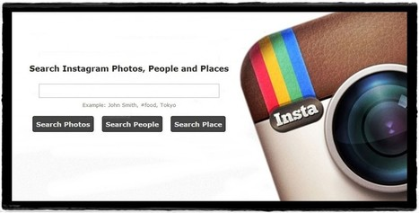 Encuentra información en Instagram rápido con esta herramienta | Social Media | Scoop.it