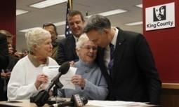 Matrimonio gay: da oggi legale nello Stato di Washington | GAYMAGAZINE.IT | QUEERWORLD! | Scoop.it