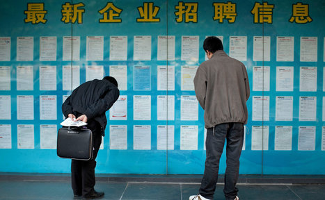 As Graduates Rise in China, Office Jobs Fail to Keep Up | Southmoore AP Human Geography | Scoop.it