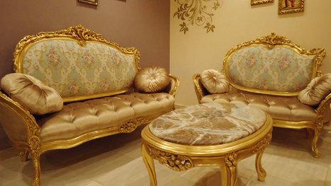 French baroque sofa set living room royal furniture sofa set,  royal furniture sofa set | Classic French Furniture - Italian Interior designs | Scoop.it