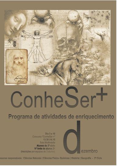 LusoCiências: ConheSer + (Atividades de enriquecimento curricular ... | Ciências exatas | Scoop.it