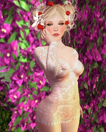 New Skin from Ugly Dorothy! 1L Only! | Finding SL Freebies | Scoop.it