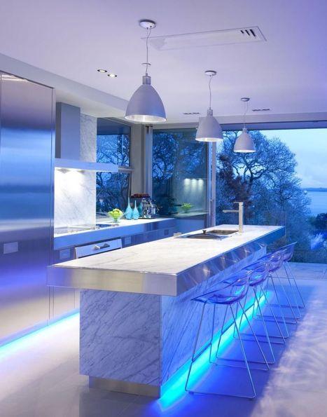 Créez une décoration unique grâce à vos éclairages | Blog Decoenligne | Econo-logis | Scoop.it