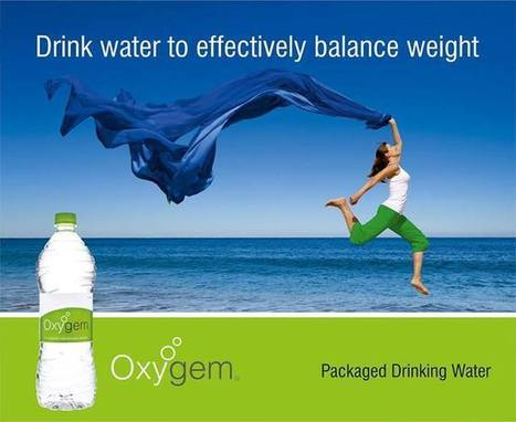Drink water to effectively balance weight. | Oxygem | Scoop.it