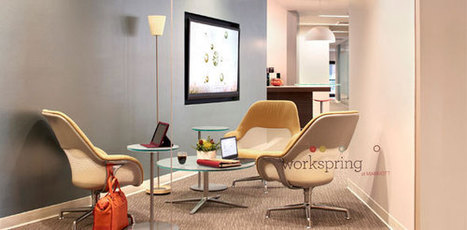 "Marriott Hotels & Resorts ""re-imagines"" the future of small meetings 