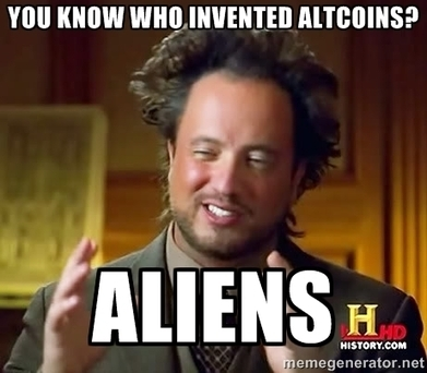 You Know Who Invented Altcoins? | Team ProCoin | Marketing Online | Scoop.it