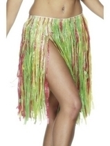 Hawaiian Multi Coloured Hula Skirt | Fancy Dress Ideas | Scoop.it