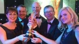 BBC Newsline named 'Best News Programme' at Irish Film and Television Awards - BBC News | autour de chronosite | Scoop.it