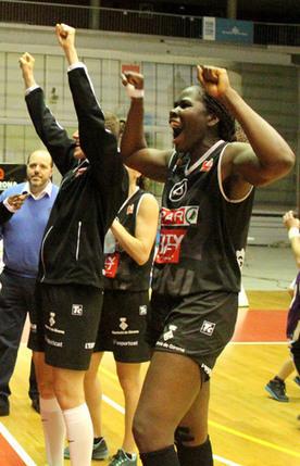 Vanessa Gidden ficha por Perfumerías Avenida | Basket-2 | Scoop.it