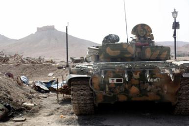 La ciudad de Palmira cae en manos del Estado Islámico | Mundo Clásico | Scoop.it