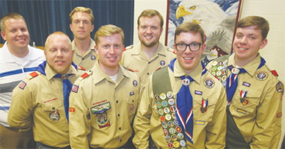 Seven Brothers, Seven Eagle Scouts  | Connect Eagle Scouts To Your Unit, District or Council Committee | Scoop.it