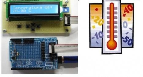 Arduino ed i sensori di temperatura | ELETTRONICA OPEN SOURCE | Formazione, Innovazione, Sviluppo | Scoop.it