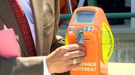 Giving Change For Change: Pasadena Parking Meter Proceeds Benefit Homeless - CBS Local | Community | Scoop.it
