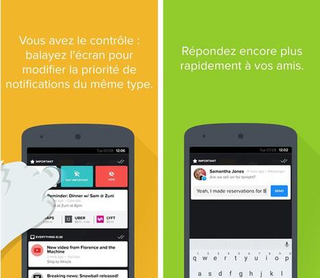 L'app Snowball Notifications pour choisir les notifications à prioriser - FrancoisCharron.com | coups de coeur, coups de gueule | Scoop.it
