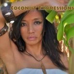 Tropical Coconut Expressions   CelebritizeYou   Scoop.it