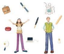 La discriminación de las mujeres: qué es y cómo se construye | Identidad personal 0-6 | Scoop.it