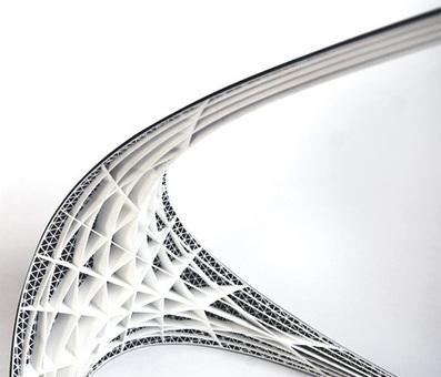 Gaudi Stool by Bram Geenen » Yanko Design | Awesome designs | Scoop.it