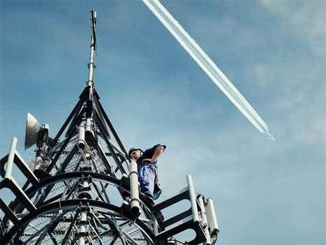 European Aviation Network (EAN) test flights completed in UK | Satcom on the move | Scoop.it
