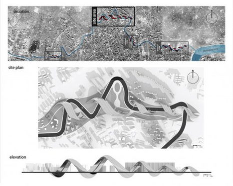 Re-Thinking Shanghai – Spiraling City Project / Sonik Module - eVolo | Architecture Magazine | Societal Resilience, Foodproduction, Mobility, Living, Logistics, Infrastructure | Scoop.it