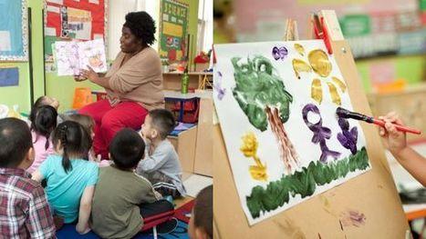 Education At A Preschool Flushing   Nursery school   Scoop.it